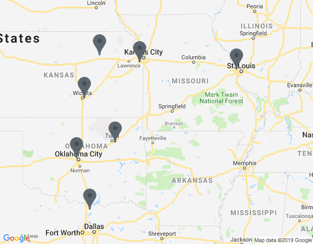 Map of Work/Life Center – Headquarters
